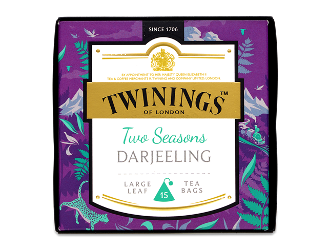 Discovery Collection Two Seasons Darjeeling - Pyramid Tea Bags