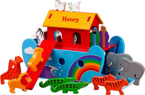 Noahs Ark, Personalised Quality
