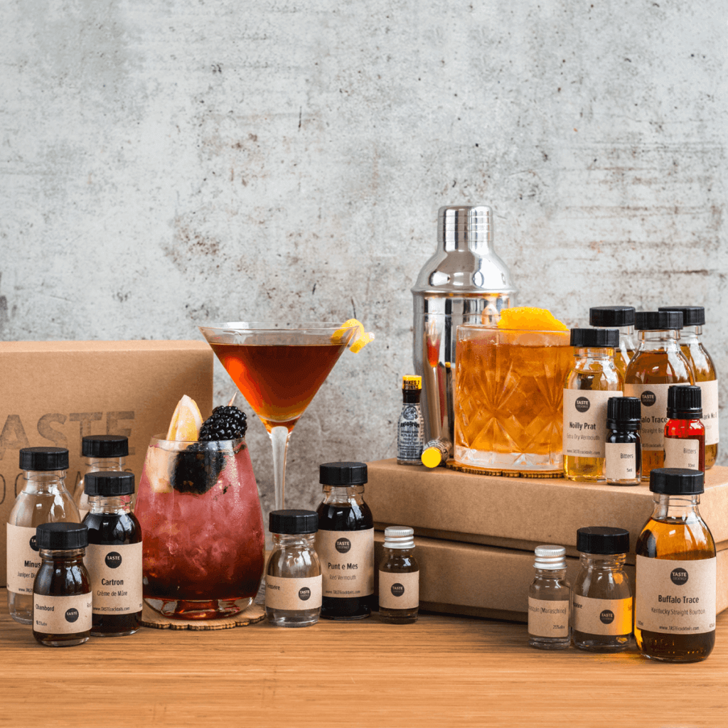 Three Month Cocktail Kit Subscription