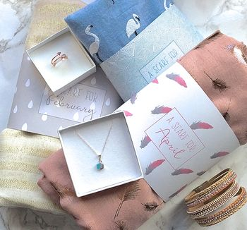 Accessories Lover's Monthly Subscription Gift